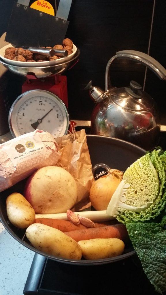 Ingrédients pré-portionnés Foodette